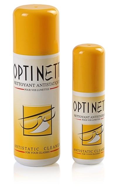 Optinett спрей-антистатик 120мл