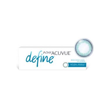 Линзы 1-DAY ACUVUE® DEFINE®    (NATURAL SPARKLE 30рк NATURAL SHIMMER® 30рк )