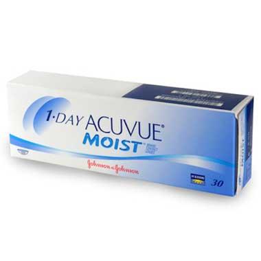 Линзы 1 Day Acuvue  moist (180 шт.)