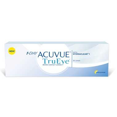 Линзы 1 Day Acuvue  TruEye (180 шт.)