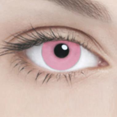 Линзы Adria Crazy 1 шт pink
