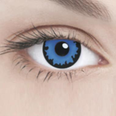Линзы Adria Crazy 1 шт blue anglic