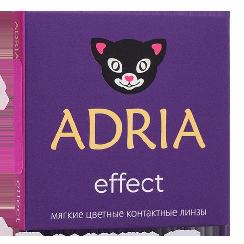 Линзы Adria Effect 2шт Caramel