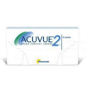 Линзы Acuvue2 (6 шт.)