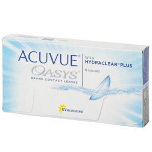 Линзы Acuvue Oasys (6 шт.)