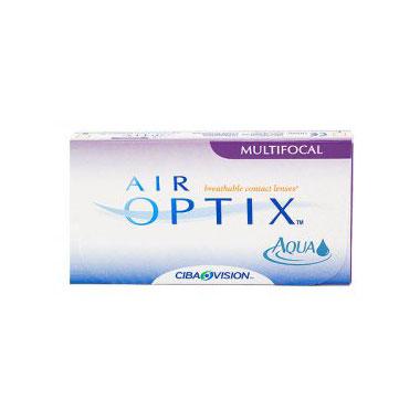 Линзы Air Optix Agua MultiFocal (3 шт.)