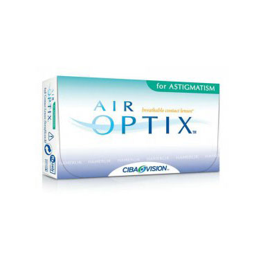 Линзы Air Optix for Astigmatism (3 шт.)