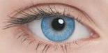 Линзы Adria Color 2шт 1 Tone blue