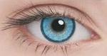 Линзы Adria Elegant Color 2 шт blue