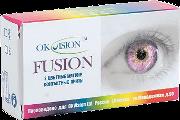 Линзы Fusion fancy (2шт.)